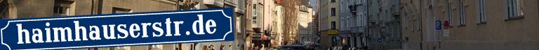 Haimhauserstr. - Einkaufen & Shopping, Weggehen, Öffnungszeiten und Stadtplan